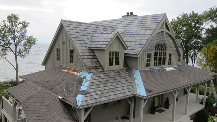 Metal Roofing Project in Picton - After Installation
