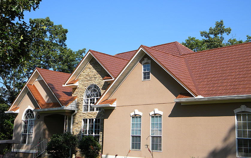 Custom Metal Roofing Choose The Colour Amp Style For Your New Roof